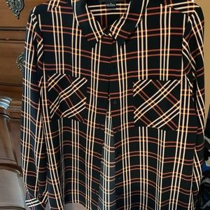 Sanctuary blouse - size small